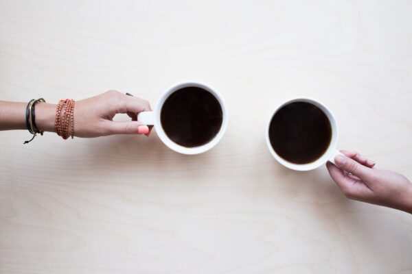 Meet other divorcees for virtual coffee